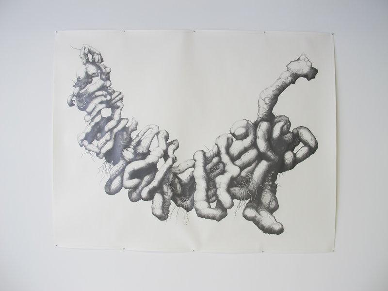 médiation en art contemporain et déficience visuelle Étrange